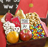 Back to School Fruit and Sweets Gift Box