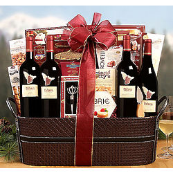 Talaria Vineyards Gift Basket