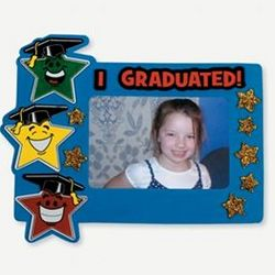Graduation Star Magnetic Photo Frames Craft Kit