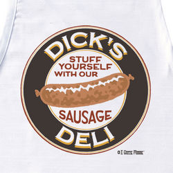 Dick's Deli Apron