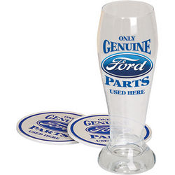 Genuine Ford Parts Pilsner Set