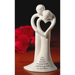 Joined Together in Love Wedding Bell