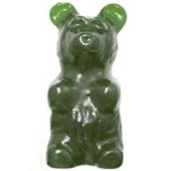 Green Apple Flavored Giant Gummy Bear