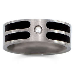 Men's Stainless Steel Primero Ring