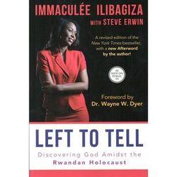 Discovering God Amidst the Rwandan Holocaust Book