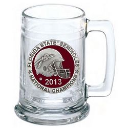 Florida State 2013 National Champions Beer Stein