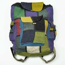 Day Tripper Hemp Backpack