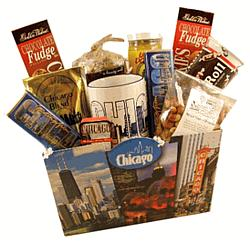 Taste of Chicago Gift Basket