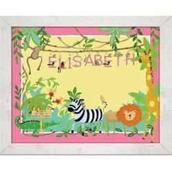 Personalized Children's Jungle Print