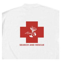 Martini Rescue T-Shirt