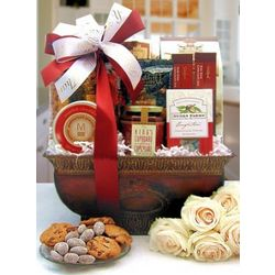 Heartfelt Wishes For Any Occasion Basket