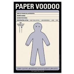 Paper Voodoo Pad