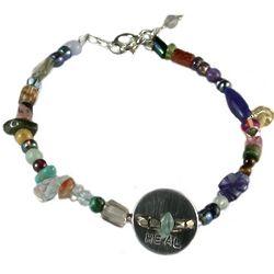 Heal Beaded Bracelet