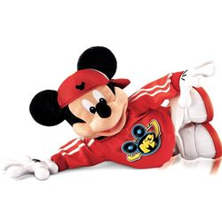 Master Moves Mickey