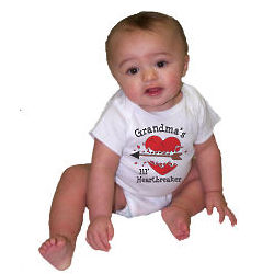 Lil' Heartbreaker Infant Creeper