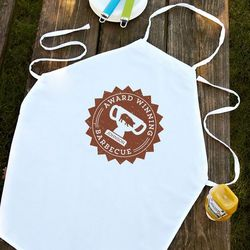 Personalized Winning BBQ Grilling Apron