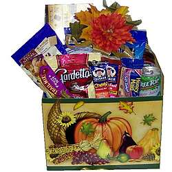 Healthy Thanksgiving Gift Box