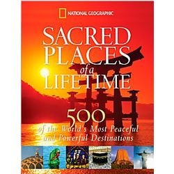 Sacred Places of a Lifetime Book