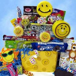 Chuckles Get Well Candy Busy Box