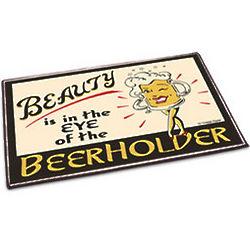 Beerholder Welcome Mat