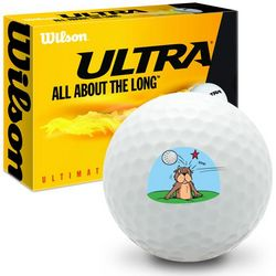 Groundhog Bonk Ultra Distance Golf Balls