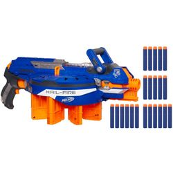 Strike Elite Hail-Fire Toy Gun