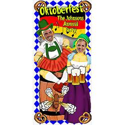 Oktoberfest Photo Stand-In