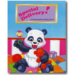 Special Delivery Baby Book