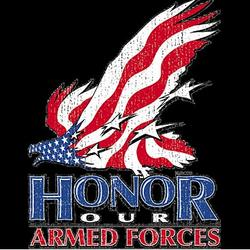 Honor Our Armed Forces T-Shirt