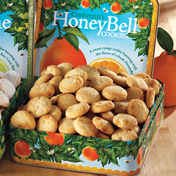 HoneyBell Cookie Tins