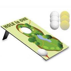 Golf Course Bean Bag Toss with Carrying Case