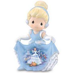 Precious Moments Forever Cinderella Collectible Figurine