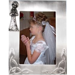 Girls Holy Communion Frame