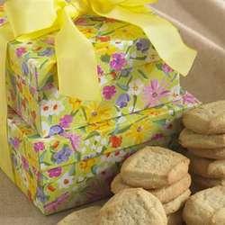 3 Dozen Cookies in Spring Garden Gift Box
