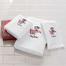 Hello Betty Bath Towel Set