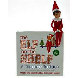 The Elf on the Shelf Set