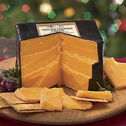 3 Lb. Vintage Cheddar Cheese Block
