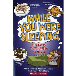 While You Were Sleeping Paperback Book