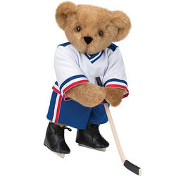 Hockey Teddy Bear Stuffed Animal