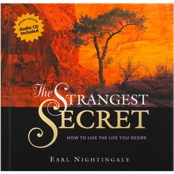 The Strangest Secret Book and CD