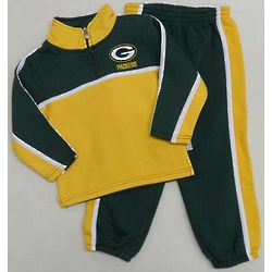 Green Bay Packers Toddler Sweatshirt and Pants Set