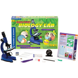 Kids First Biology Lab Science Experiment Kit