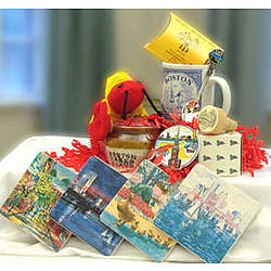 Boston Collector's Gift Set