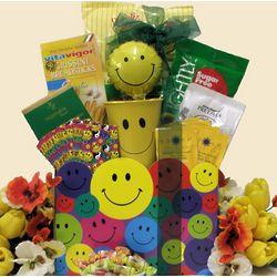 Sugar Free Smiles Get Well Gift Basket