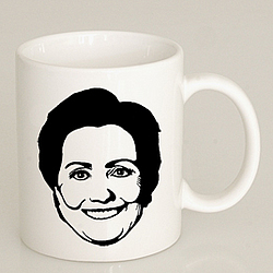 Hillary Clinton Coffee Mug