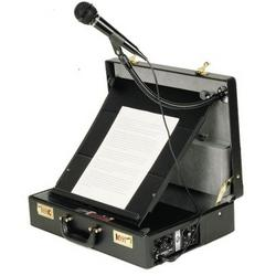 Orator's Briefcase PA System