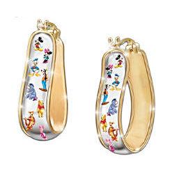 Disney Reversible Pierced Earrings