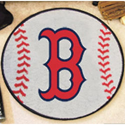 Boston Red Sox Fanmats Fan Rug