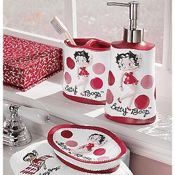 Hello Betty Bath Accessories Set