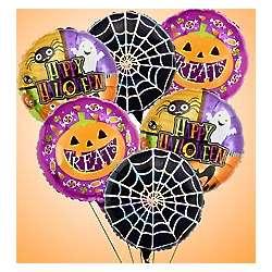 Halloween Mylar Balloons